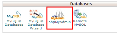 myphpadmin_cpanel