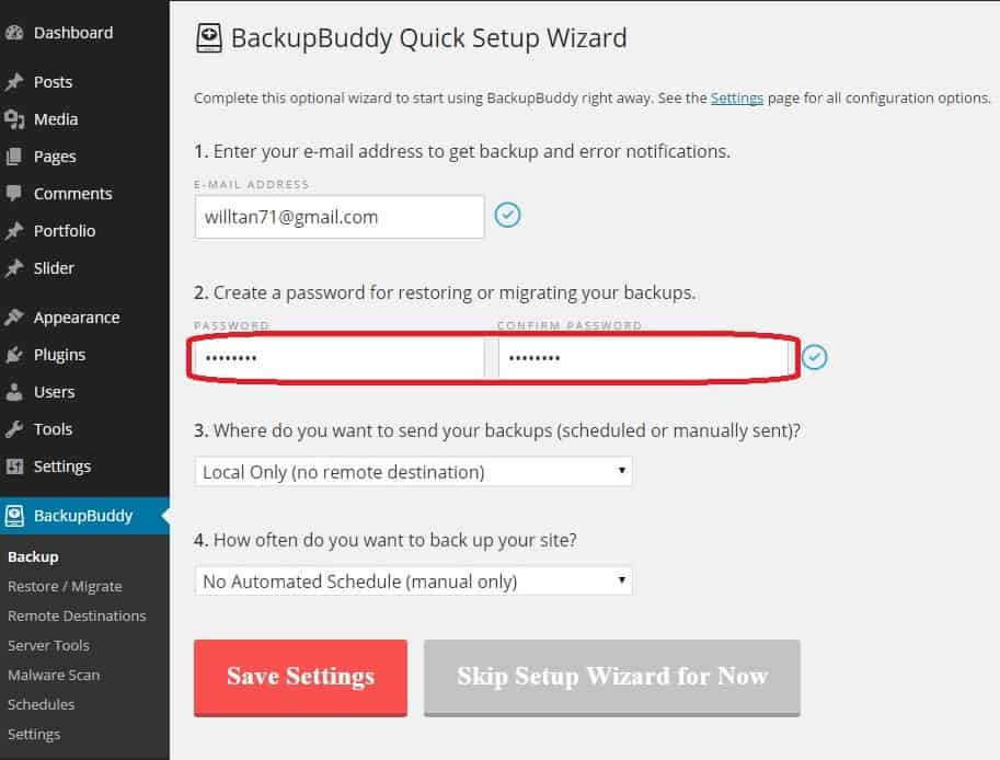 How To Backup WordPress and Migrate WordPress To New Hosting